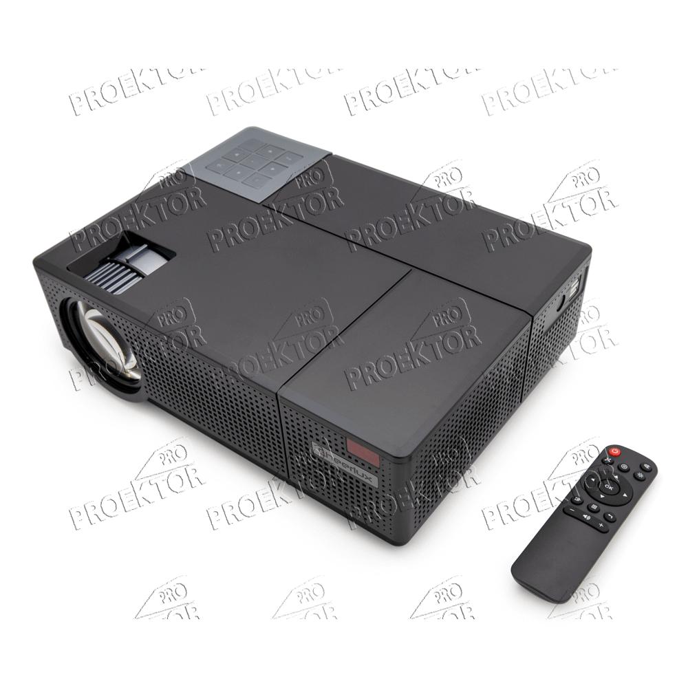 Мини проектор Excelvan CL770 (черный) - 2